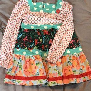 Matilda Jane holiday dress